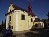 Studnice - kostel sv. Jana Nepomuckého