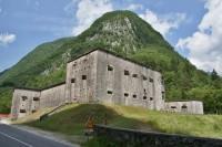 Bovec - pevnost Kluže  (Trdnjava Bovške Kluže)