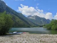 jezero Lago del Predil