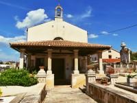 Fažana - kostel sv. Jana Evangelisty  (Crkva Sv. Ivana Evangeliste)
