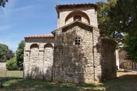 Pula – kaple Sličné Matky Boží  (Kapelica sv. Marije Formoze)