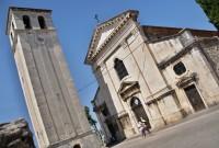 Pula – katedrála Nanebevzetí Panny Marie  (Katedrala uznesenja Blažene Djevice Marije)