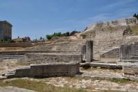 Pula – malé římské divadlo  (Malo rimsko kazalište)