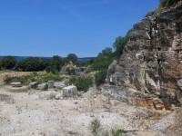 Vrsar – kamenolom Montraker, galerie pod otevřeným nebem