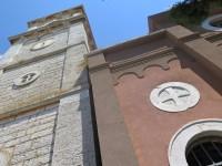 Peroj – kostel sv. Spiridona a perojský hřbitov  (Sveti Spiridon i Perojsko groblje)