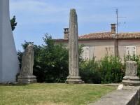 Poreč – Velký římský chrám / Martův chrám  (Veliki rimski hram / Marsov hram)