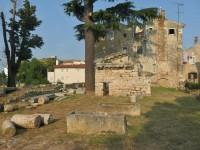 Poreč - Neptunův chrám  (Neptunov hram)