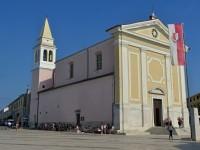 Poreč – kostel Panny Marie Andělské  (Crkva Gospe od Anđela)