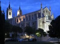 Madrid – kostel sv. Jeronýma  (Iglesia de San Jerónimo El Real)