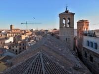 Toledo – kostel sv. Máří Magdalény  (Iglesia de Santa María Magdalena)
