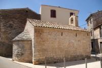 Vodnjan – kostel sv. Kateřiny  (Crkva Sv. Katarine)