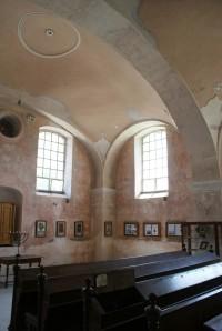 Loštice - klasicistní synagoga