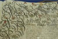 Šumperk – historické listiny Státního okresního archivu