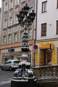 Předvánoční Olomouc s návštěvou výstavy Od Tiziana po Warhola v Muzeu umění