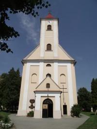Kúty – Kostel sv. Jozefa