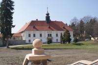 zámek Konice
