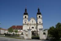 Uherský Brod – dominikánský klášter s kostelem Nanebevzetí P.M.