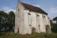 Markovice (u Žleb) – kostel sv. Marka