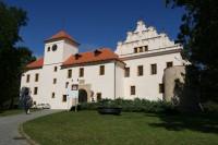 Blansko – muzeum na zámku