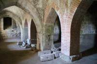 Klášter Hradiště nad Jizerou – klášterní krypta a další památky obce