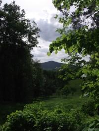 výhled na Háj