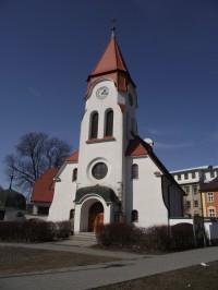 kostel sv. Jana Evangelisty