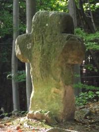 Semanín – smírčí kříž