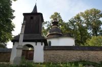Česká Třebová – rotunda sv. Kateřiny
