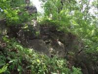skalky pod Holubím vrchem