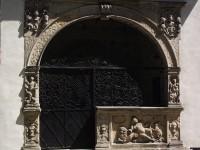 Postřelmov - hrobka Bukůvků