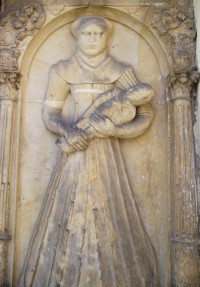 Dolní Sudénky - náhrobek E. Sirakovské