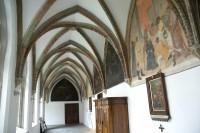 Třeboň – kostel sv. Jiljí a Panny Marie Královny a klášter augustiniánů