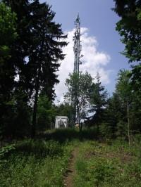 první vysílač
