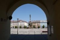 Moravská Třebová - Náměstí TGM