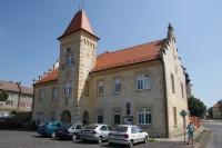 Kostelec na Hané – radnice (neogotická budova)