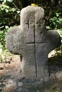 Dvořisko - smírčí kříž