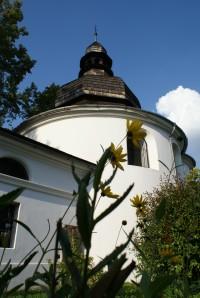 Česká Třebová - rotunda sv. Kateřiny