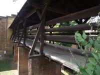 vstupní most fortu