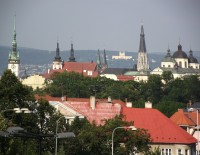Olomouc stověžatá