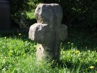 Senice na Hané - smírčí kříž