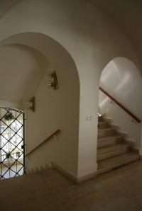 klášterní schodiště