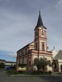 kostel v Bílsku