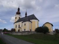 vilémovské kostelní návrší