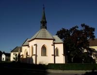 Štěpánov - kaple sv. Marty