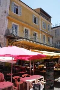 někdejší Café Terrace