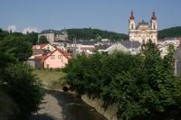 hlavní dominanty města Šternberk