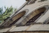 vzdušné renesanční arkády loggie italského typu