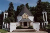 Příkazy - kaple sv. Cyrila a Metoděje