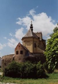 Náklo - kostel sv. Jiří