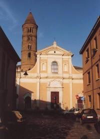 Ravenna – kostel sv. Jana Křtitele (Chiesa di San Giovanni Battista)